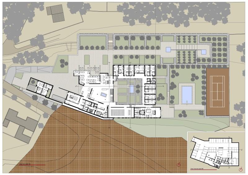 Mpet cosa facciamo urban landscape design libia for Pianta del piano casa di 800 piedi quadrati