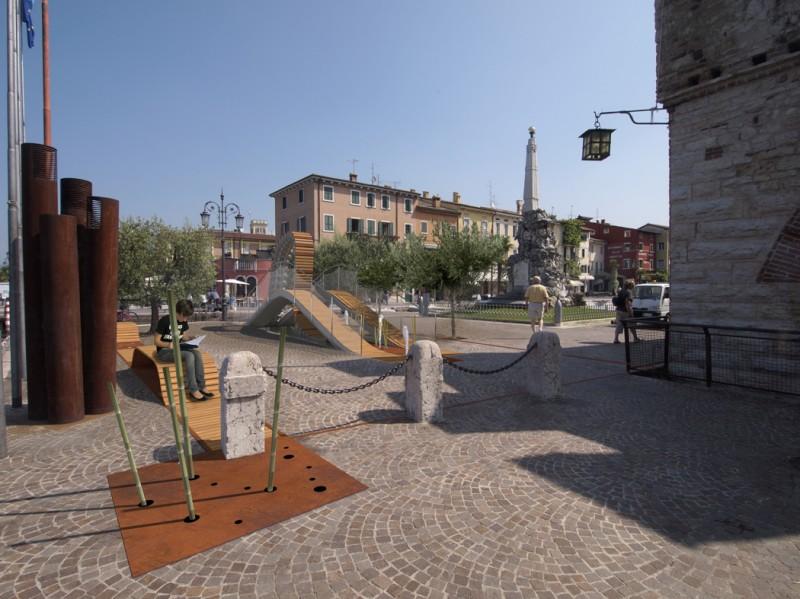 Mpet cosa facciamo urban landscape design lazise for Disegni di ponte a 2 livelli