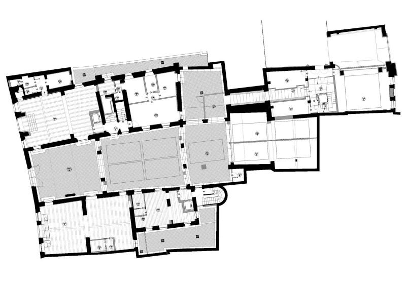 Mpet cosa facciamo architettura verona progetto for Progetto piano terra