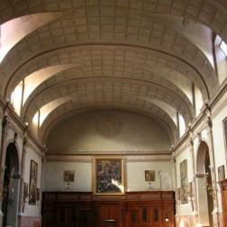 MPET Verona - Progetto per il restauro e riabilitazione strutturale della copertura e della volta della Pieve dei Santi Apostoli