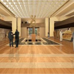 MPET Cirene_ Libia - Progetto per il restauro del polo museale sito all'interno dell'area archeologica di Cirene
