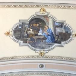 MPET Verona - Restauro e consolidamento della copertura e della volta sopra la navata della chiesa parrocchiale di Santa Lucia extra a Verona